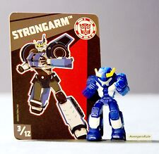 Transformers Tiny Titans Series 1 Robots in Disguise 3/12 Strongarm