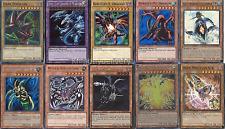Yugioh Battle City 10 Deck Set - 403 Cards - Yugi + Seto + Marik + Joey + Mai NM