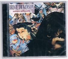 BRUCE DICKINSON TATTOED MILLIONAIRE (IRON MAIDEN) CD F.C. SIGILLATO!!!