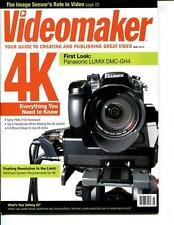 Videomaker Magazine - May 2014 - First Look: Panasonic Lumix DMC-GH4 - NEW
