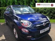 Fiat Less than 10,000 miles 500X Model Cars
