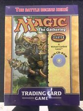 Magic The Gathering 2000 Two-player Starter Deck Sealed With CD-ROM MTG CCG TCG