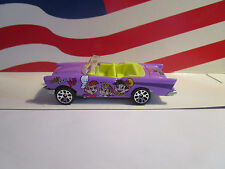 MATCHBOX KELLOGG'S COLLECTION RICE KRISPIES '57 CHEVY CONVERTIBLE LOOSE