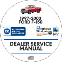 Ford F-150 1997-2003 Factory Service Repair Manual