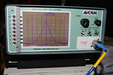 Avcom Psa 1727b 0dbm 1mw 17ghz To 27ghz Signal Portable Spectrum Analyzer