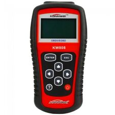 OBD II DIAGNOSI 2 ERRORI AUTO CENTRALINA TESTER TEST KW808 VEICOLO KONNWEI CAN