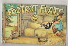 'FOOTROT FLATS  No 4  NZ 1ST EDITION' BY IMPRINT BOOKS  FINE  CONDITION