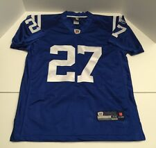 *NIKE On Field NFL Indianapolis Colts Football LACEY Jersey Men 46 KOREA.Ba11124