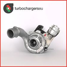 Turbolader Renault Megane II 1.9 dCi 88 Kw 120 PS 708639 F9Q