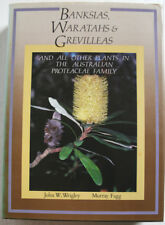Banksias, Waratahs & Grevilleas & All Other Plants (1989) by Wrigley & Fagg. HC