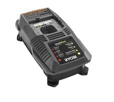 Ryobi P118 18v 18 volt dual chemistry Lithium Ion NiCad ONE+ battery charger New