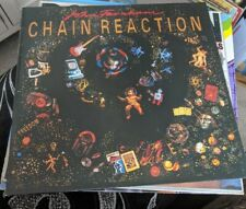 New listing RARE JOHN FARNHAM LP CHAIN REACTION UK PL 74768 GATEFOLD PROMO BMG PAGE MINT
