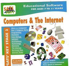 Computer e Internet | età 7 - 11 | condizioni molto buone | WIN 95, 98, XP