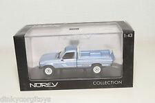 . NOREV 475451 PEUGEOT 504 PICK-UP 4X4 DANGEL CALIFORNIA MET. BLUE MINT BOXED