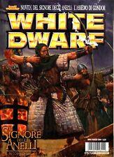 Rivista White Dwarf WD n. 63 Marzo 2004. Warhammer ed. Games Workshop