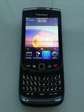 BlackBerry Torch 9800 **Unlocked** Mobile Phone **6 MONTH WARRANTY** **GRADE B**