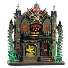 Lemax Doctor Pins & Needles, Spooky-Town, Halloween, Gruseldorf