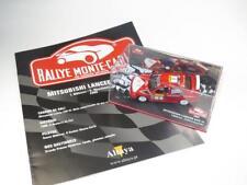 1/43 MITSUBISHI LANCER EVO VI Rallye Monte Carlo MÄKINEN 2000 ALTAYA + Booklet