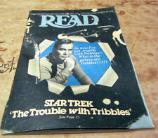 Sept 20th 1978 Read vol 28 Star Trek issue - Trouble with tribbles David Gerrold