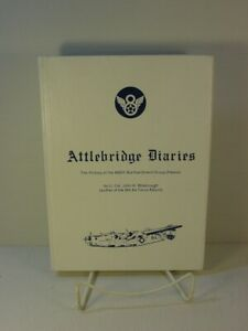 Attlebridge Diaries - History of the 466th Heavy Bombardment Group - WW2 / WWII