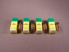 4 6922 AMPEREX PQ USA Gold Pin HiFi Amp Vacuum Tubes Codes 72-4 NOS