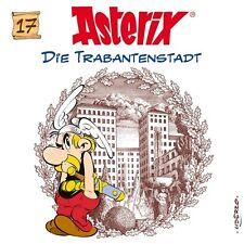 ASTERIX - 17: DIE TRABANTENSTADT  CD NEU