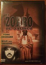 El Zorro de Jalisco (DVD)