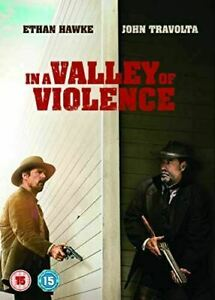 IN A VALLEY OF VIOLENCE - DVD**NEW SEALED** FREE POST