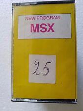 Msx NEW Program msx n.4