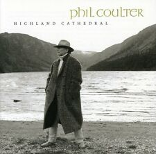 Phil Coulter - Highland Cathedral [New CD] Germany - Import