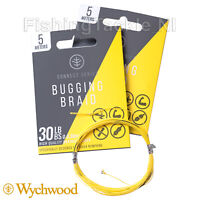 Wychwood Connect Series Bugging Braid - Nymphing Game Fly Fishing Leader  #J0580