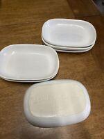 6- Vintage United Airlines Plate Dish  PL-005 California originals ceramics