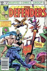 Defenders #115 (1983) Marvel Comics