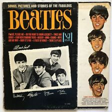 The Beatles - Songs, Pictures & Stories - 1964 - Vinyl Record LP