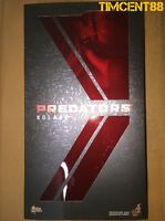Ready! Hot Toys MMS163 Predators Noland Laurence Fishburne 1/6 Figure