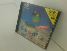 BLODIA game for PC Engine CIB Complete Hu Card Hucard   E16