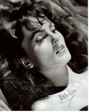 URSULA THEISS signed autographed VINTAGE POSE photo