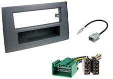 Set Mounting Frame + Adapter VOLVO XC90 2002-2014 Radio faceplate 1DIN Car radio