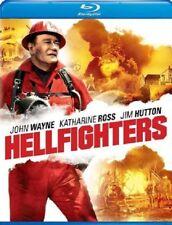 Hellfighters (John Wayne) Hell Fighters Blu-ray Region B New