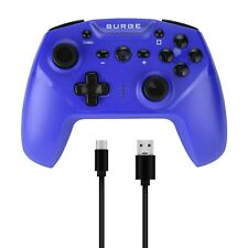 Surge Switchpad Pro Wireless Blue Controller For Nintendo Switch - USED