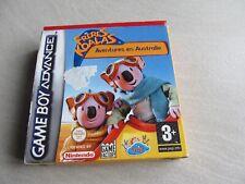 freres koalas aventures australie nintendo game boy advance GBA complet AGB-BAKP