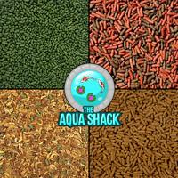 Turtle & Terrapin Food - Sticks Complete Diet Shrimp Gammarus Mix Floating Bulk