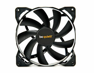 be quiet! Pure Wings 2 120mm Computer Case Fan - Black
