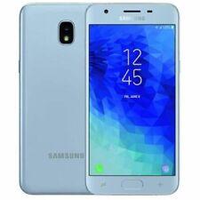 Unlocked Samsung Galaxy J3 (2018) SM-J337A 16GB Blue GSM World Phone