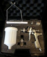 3 in 1 Velocity Gravity Spray Gun Kit includes 1.4 1.8  2.5mm Needle and Nozzle