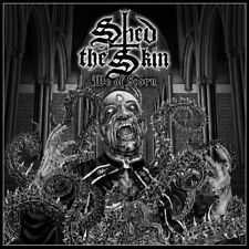 SHED THE SKIN (Incantation) - We Of Scorn - CD - US DEATH METAL