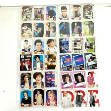 1D One Direction Photo Cards Lot Of 36 Unsearched In Album Sleeve Free Shipping