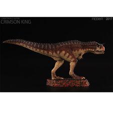 REBOR 1:35 Carnotaurus Sastrei Crimson King PVC Dinosaur Museum Class Model