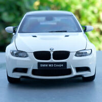 1:18 Scale Kyosho BMW M3 Coupe (E92) Diecast Model Car Model +Free Small Gift