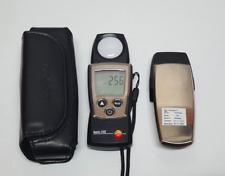 Testo 540 Pocket Digital Pro Light Tester Logger Handy Lux Meter 0to99,999